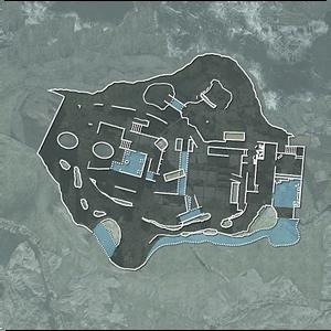 Aground minimap MW3