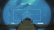 Proteus Missile HUD CoDG