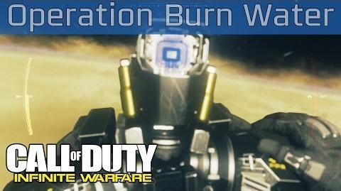 Call of Duty Infinite Warfare - Operation Burn Water Walkthrough HD 1080P 60FPS