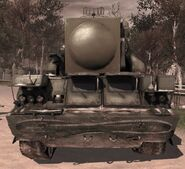Tor Missile System Front Mw2