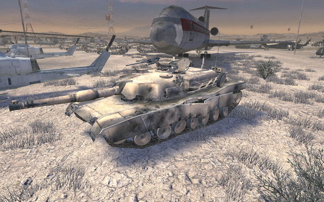 File:Destroyed Abrams Enemy of My Enemy MW2.png