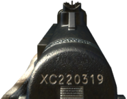PP90M1 Iron Sights MW3