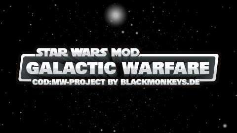 Star Wars Mod Galactic Warfare v1