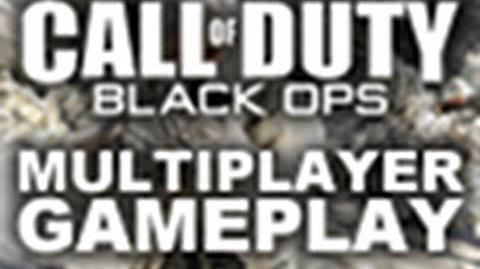 Call of Duty Black Ops Multiplayer Gameplay - Hutch Plays Team Deathmatch Part 1