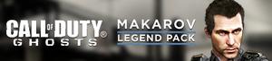 Makarov Legend Pack Banner CoDG