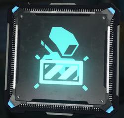 Mass Paralysis cyber core icon BO3