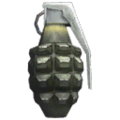Weapon us grenade