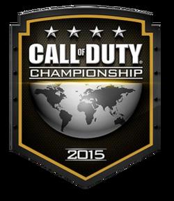 CoD eSports 2015 Logo