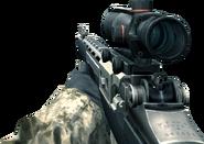 M14 ACOG Scope CoD4
