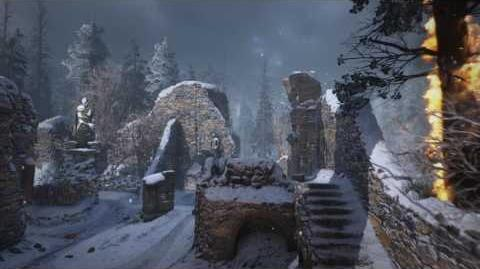 Official Call of Duty® WWII – Ardennes Multiplayer Map Flythrough