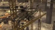 AH-64 Apache Highrise MW2