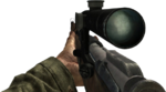 Mosin-Nagant Sniper Scope WaW
