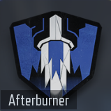 Afterburner Perk Icon BO3