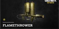 Flamethrower (scorestreak)