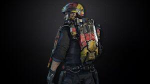 Germany Exoskeleton Pack AW