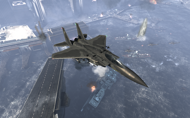 File:F-15 Eagle top view Hunter Killer MW3.png
