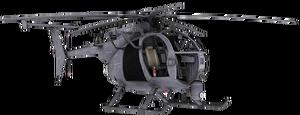 MH-6 Little Bird MW3