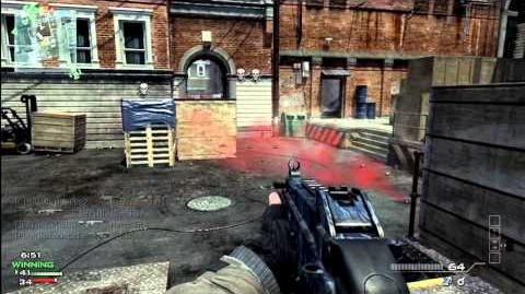MW3 Gameplay Kill confirmed on Underground 26-6