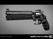 Stallion .44 3D model concept art 2 IW