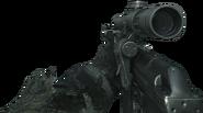 Dragunov Silencer MW3