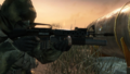 M16 Grenade Launcher Third Person BO