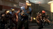 Zombies in Infection AW