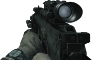 MP7 Thermal Scope MW3