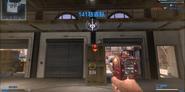 Ray Gun First Person Ray Gun Only Mode CoDO