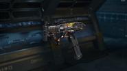 L-CAR 9 Gunsmith Model Underworld Camouflage BO3