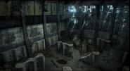 TAS Concept Art Shower Room The Gulag MW2