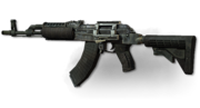 AK-47 menu icon MW3