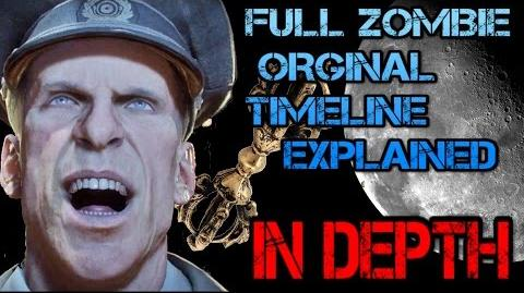 Call Of Duty Zombies Storyline ORIGINAL TIMELINE EXPLAINED! In Depth PLUS MORE!!