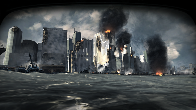 File:Downtown Manhattan 1st person pov Hunter Killer MW3.png