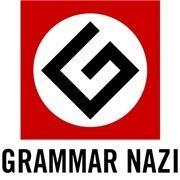File:Grammar Nazi Logo.jpg