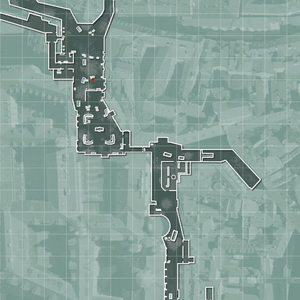 Eye of the Storm minimap streets MW3