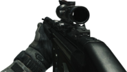 MP5 ACOG Sight MW3