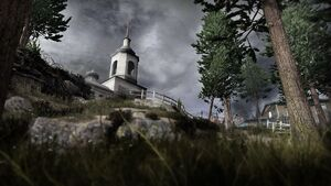 The Man in the High Tower achievement image MWR