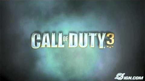 Call of Duty 3 Soundtrack - Saint Lo