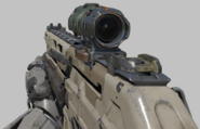 Kuda Recon Sight first-person BO3