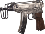 Skorpion Nickel Plated MWR