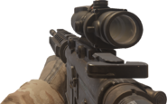 M4 Carbine ACOG Scope MWR