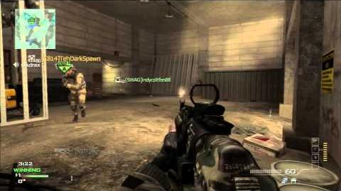 Call of Duty Modern Warfare 3 Demolition Hardhat No commentary playing with the Group