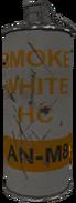 M18 smoke grenade white WaW