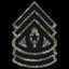 MW3 Command Sergeant Major Emblem