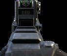 Vector K10 iron sights BOII
