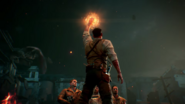 Richtofen Poses with Summoning Key BO3