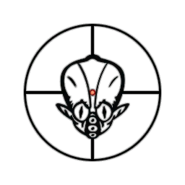 Alien Reticle IW