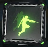 Overdrive cyber core icon BO3