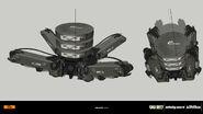 Seeker Grenade concept 2 IW