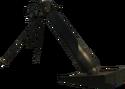 M2 Mortar Third Person MW3
